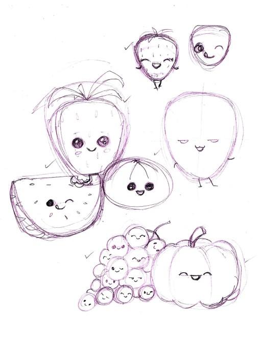 characterfruit