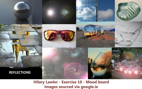 Exercise 10 - Mood board