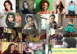 YoungWomen_characterboard
