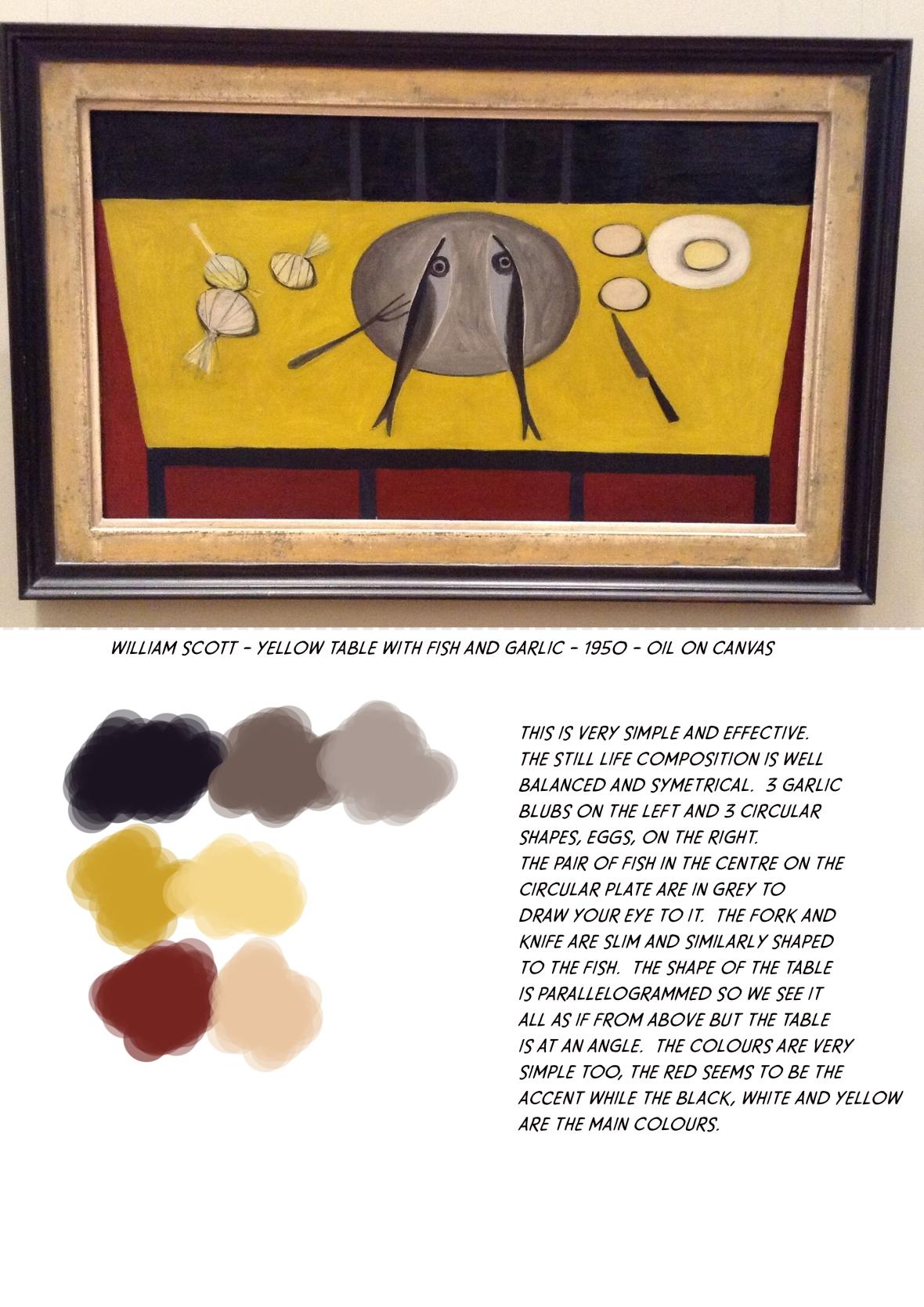 Stilllife 2 - colour and composition